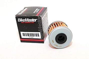Amazoncom Bossbearing Bikemaster Oil Filter For Yamaha