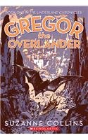 book cover of Gregor the Overlander