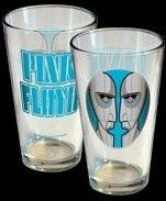 Pink Floyd Division Bell Collector Series Pint Glass - Officially Licensed ()