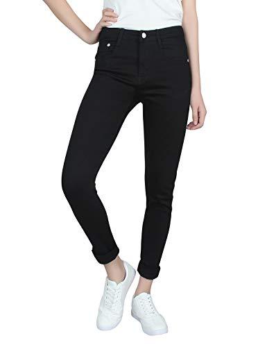Demon&Hunter 608 Series Femme Skinny Jeans Dh6020 X Noir
