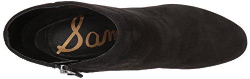 Sam Edelman Women's Tavi Ankle Boot Black Suede JxjGFBV1fW