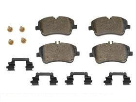 Genuine Mercedes r171 w203 w209 -sport Brake Pad Set Front 006420622041
