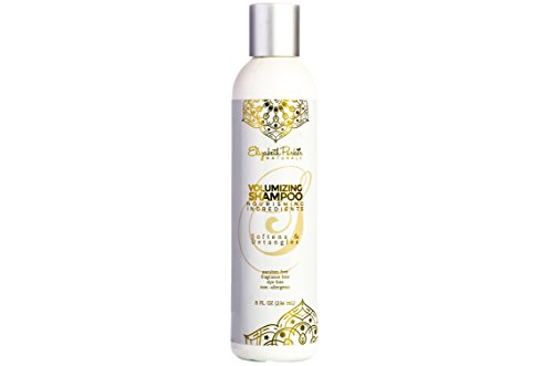 Volumizing Shampoo for Thinning Hair and Hair Loss - Hair Growth Shampoo with Manuka Honey and Aloe Vera - Sulfate Free Shampoo for Color Treated Hair - Hair Thickening Dry Scalp Treatment (8 oz)