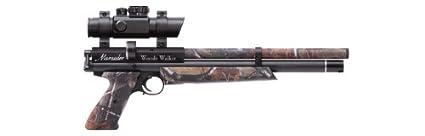 Benjamin BP2220-AP Marauder Woods Walker PCP  22-Caliber Pellet Pistol,  Realtree AP Camouflage