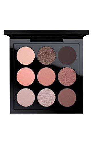 MAC EYESHADOW PALETTE # DUSTY ROSE TIMES NINE by MAC (Image #1)