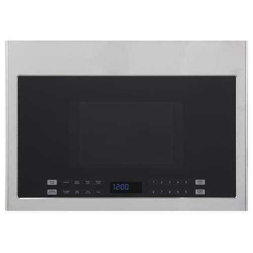 Haier - 1.4 Cu. Ft. Over-the-range Microwave With Sensor Coo
