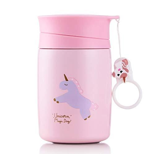 Botella termo de Unicornio