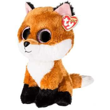 Amazon.com   Slick Fox Beanie Boo Party Cake Topper Fox Baby Centerpiece    Everything Else fa5d9bfad34