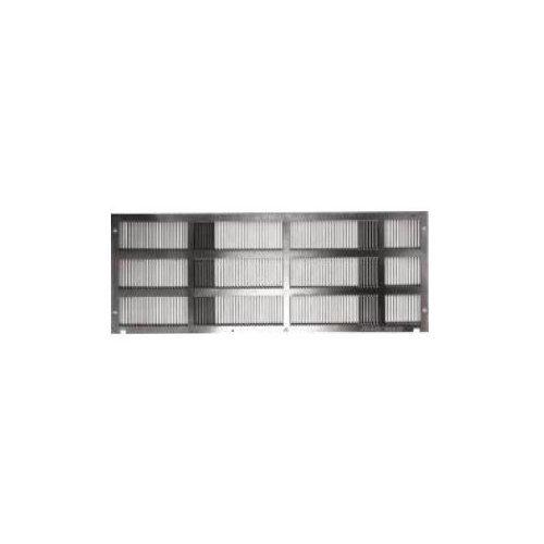 Aluminum Exterior Grille - GE RAG60 Zoneline Stamped Aluminum Exterior Rear Grille