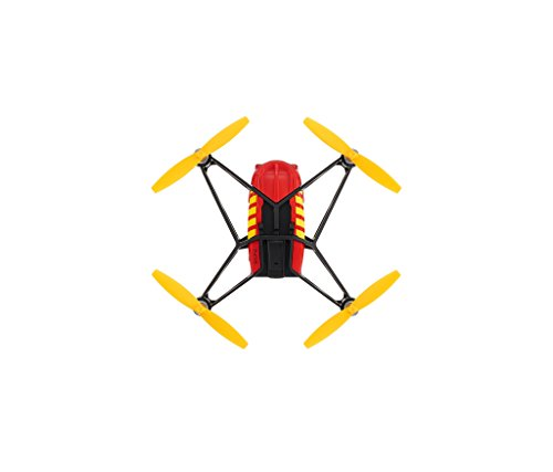 Parrot Airborne Night MiniDrone - Blaze (Red)