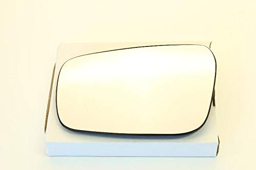 Right Driver Side Wing Mirror Glass With Holder Aftermarket 6412558-5395 Heated