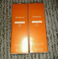Avon Anew Vitamin C Brightening Serum Lot of 2 ()