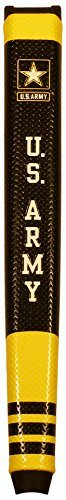 Team Golf Military Army Golf Putter Grip with Removable Gel Top Ball Marker, Durable Wide Grip & Easy to Control