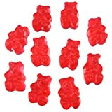 Gummi Bears - Fresh Strawberry, 5 lbs