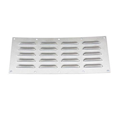 stanbroil Acero Inoxidable Panel De Ventilación Para Parrilla Accesorio, 38,1cm por 6–1/5,1cm