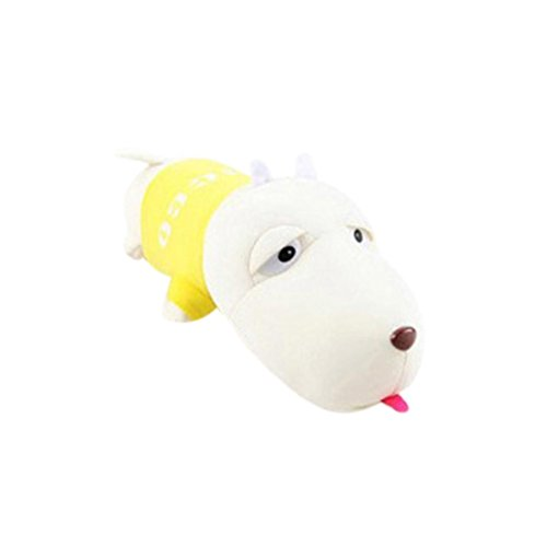 Price comparison product image Mchoice Funny Dog Doll Car Decor Purify Air Bamboo Charcoal Bag Adsorb Odor deodorant (Yellow)