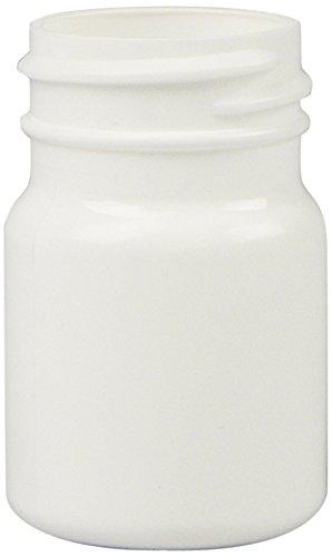 PDC Healthcare PSV02 Pressure Seal Vial Tamper Seal, 30 mL, White (Pack of 100)