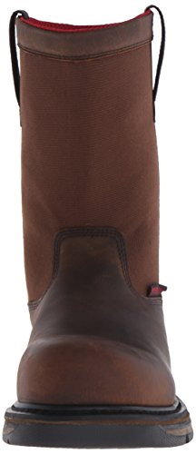 Work Hauler Inch Brown 10 Men's Composite Toe Boot Rocky OqYBHFw
