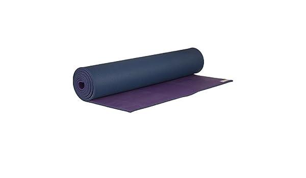 Jade Fusion Yoga Yoga Mat - Jade Yoga, Two Tone Midnight ...