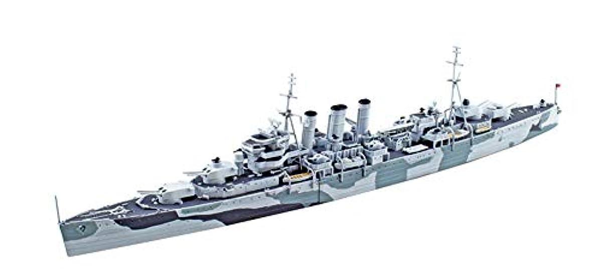 [해외] 청도(아오시마) 문화 교재사 1/700 워터 라인 시리즈 NO.809 영국군 중순양함norfolk 프라모델
