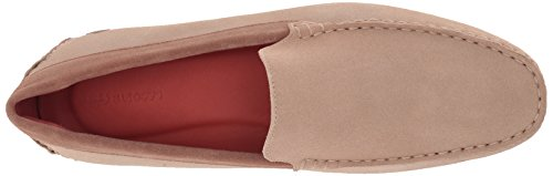 Lacoste Hombres Piloter 217 1 Driving Loafer Natural