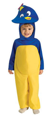 Rubies Backyardigans Child Costume, Pablo Penguin, (Backyardigans Uniqua Costume)