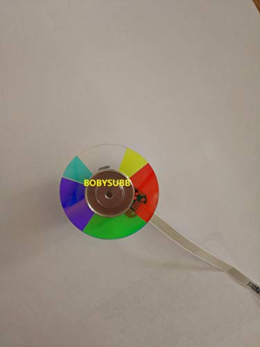 Xennos New For BenQ MP515 MS504 DLP Projector Color Wheel 6 segment 40mm - (Plug Type: MP515)