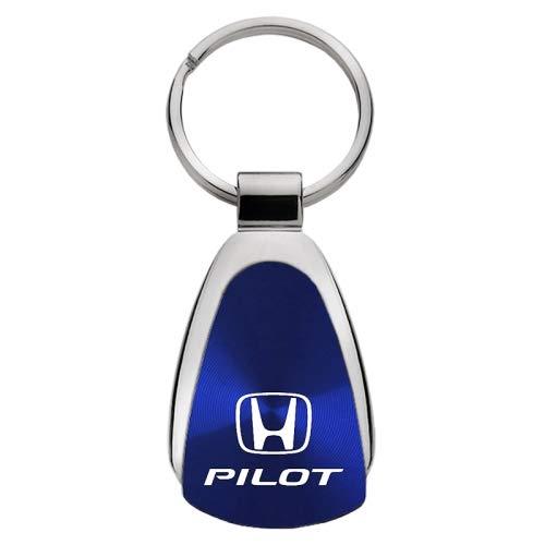 Amazon.com: Llavero & Llavero con honda pilot logotipo ...