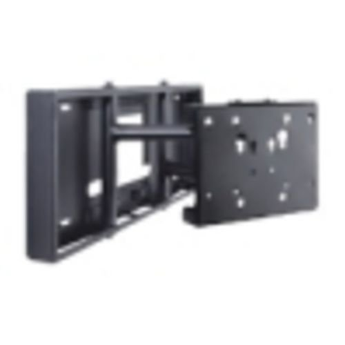 Peerless Pull-Out Swivel Mount for 32-Inch- 65-Inch Flat Panel Screens (Black)