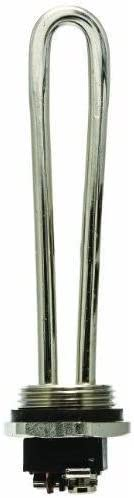 Camco 02142//02143 1500W 120V Screw-In Water Heater Element High Watt Density by Camco