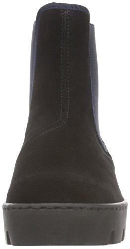 Calzature Napapijri Damen Jenny Chelsea Boots Schwarz (nero N00)