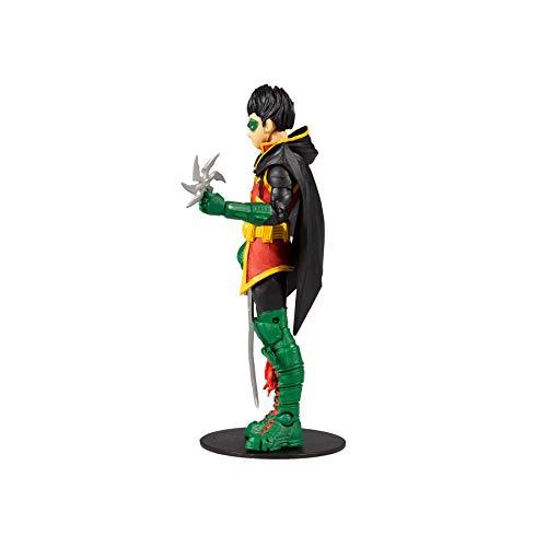 McFarlane - DC Multiverse 7 Figures - Damien Wayne Robin