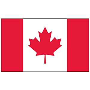Image result for Picture of canadian flag