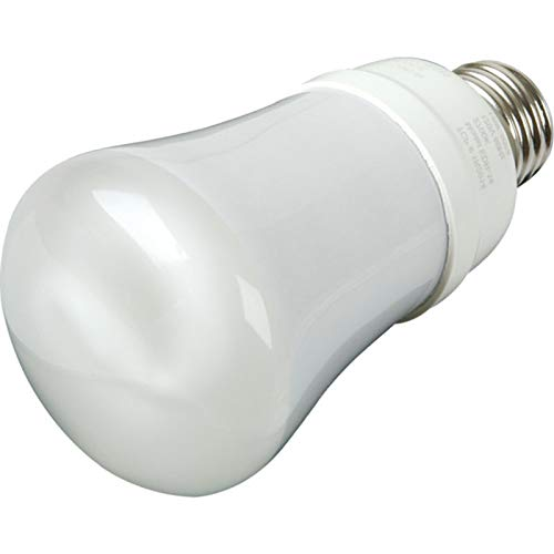 - TCP LED8R20D27K R20 LED Bulb, E26 8W (50W Equiv.) 82 CRI - Dimmable - 2700K - 500 Lm.