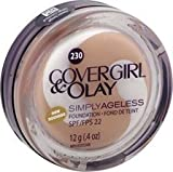 CoverGirl & Olay Simply Ageless Foundation 230