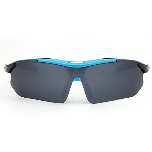 de Driver de Shishanyun Sports Soleil Air Plein Lunettes Été Soleil Lunettes Cadre Men's Polarized Mirror Lunettes de Blue de 0S04Pq