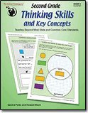 img - for Second Grade Thinking Skills & Key Concepts book / textbook / text book