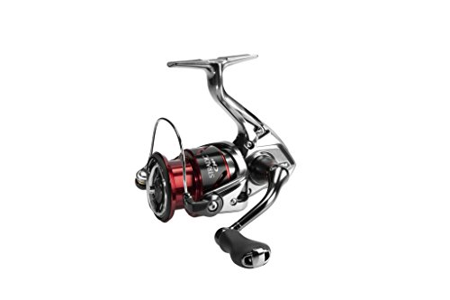 Shimano Stradic Ci4+ 2500 FB HG Spinning Fishing Reel With Front Drag, ()