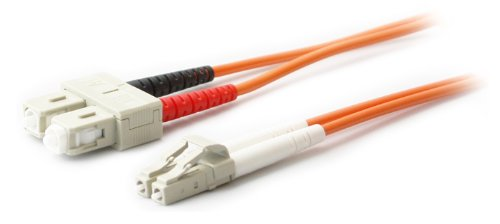 AddOn Add-SC-LC-3M6MMF 3M OM1 Orange Duplex Patch Cable