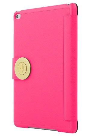 Kate Spade New York Magnet Folio - iPad Air 2 - Pink - Re...