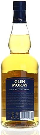 Glen Moray Elgin Classic Speyside Single Malt Scotch Whisky - 700 ml