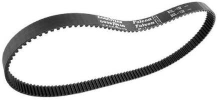 136 Tooth for Harley Davidson 2004-06 XL 883 1-1//8in. 14 mm Pitch Goodyear Falcon SPC Rear Drive Belt