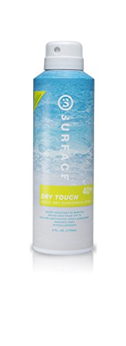 Surface - 6oz DRY TOUCH SPRAY SPF-40+