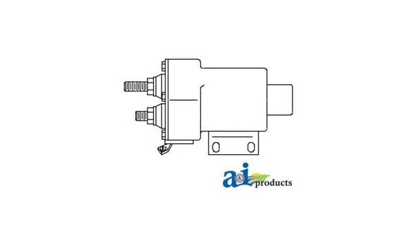 Amazon.com: John Deere Tractor Starter Solenoid AR102755 8850,8650 on john deere 5020 specifications, john deere 5020 flywheel, john deere 5020 parts catalog, dixon 5020 wiring diagram, john deere 5020 tractor, john deere 5020 lights, john deere 5020 fuel system diagram, john deere 5020 brochure, john deere 5020 clutch, john deere 5020 air cleaner,
