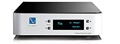 PS Audio NuWave Phono Converter - High End Phono Preamplifier and Analog to Digital Converter