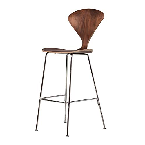 (Design Tree Home Satine Style Counter Stool with Metal Legs 26