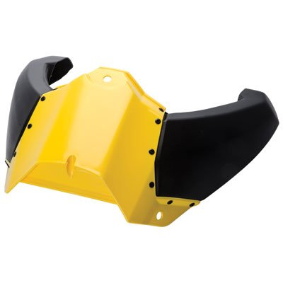 Acerbis Upper Radiator Scoops Yellow//Black for Yamaha YZ250F 2014-2018