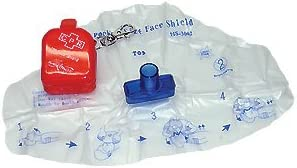 CPRポケットマスクキーホルダー