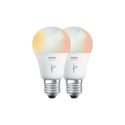 Osram Colour Changing Led Light Bulb