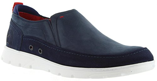 Zapatos de Hombre PANAMA JACK DORIAN C3 NOBUCK MARINO